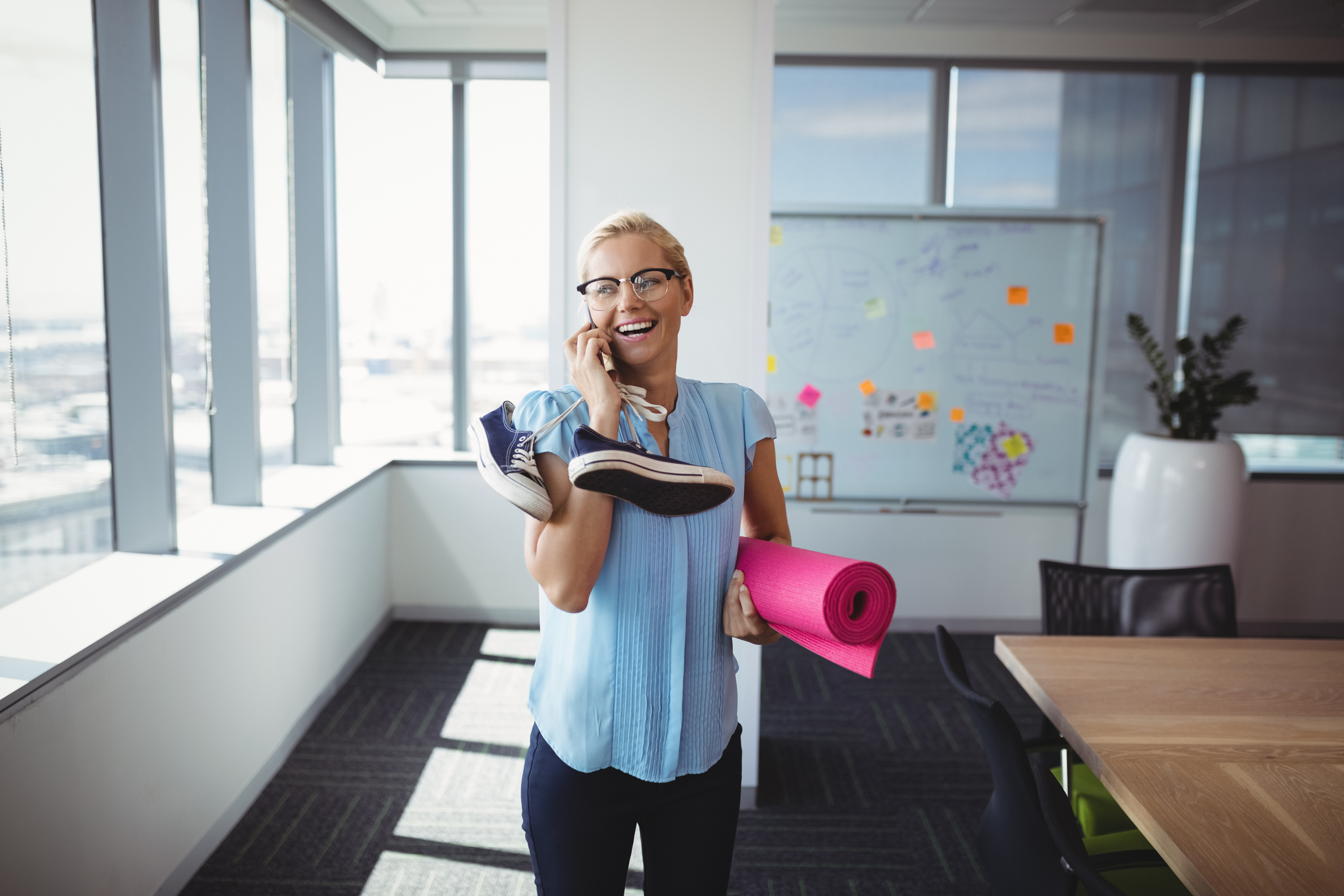 Promoting Wellness in the Workplace